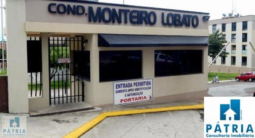 Apartamento Tamanho Grande No Monteiro Lobato!