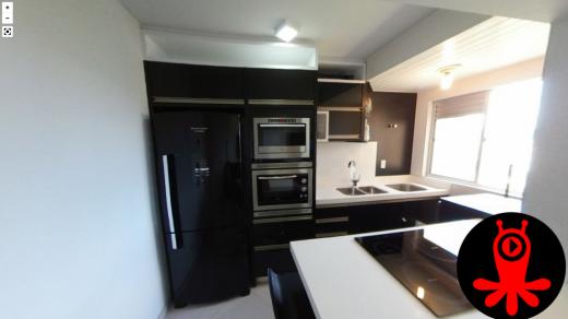 Apartamento 2 Dorm. Mobiliado Em Ponta De Baixo São José/sc
