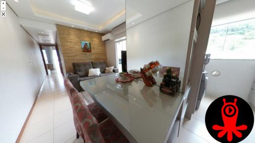 Apartamento 2 Dorm. Mobiliado Alto Ariríu Palhoça/sc