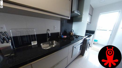 Apartamento 2 Dorm, Mobiliado Em Areias São José/sc