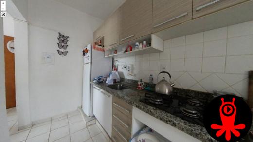 Apartamento 2 Dormitórios No Bairro Serraria São José/sc