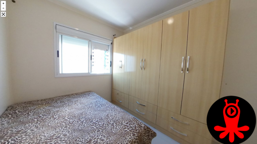Apartamento 3 Dorm. Com Suíte Em Campinas  São José/sc