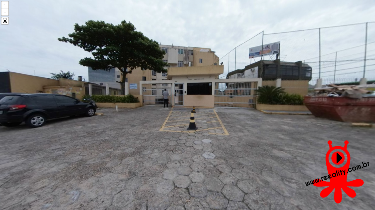 Apartamento De 1 Dormitório Em Capoeiras Florianópolis/sc