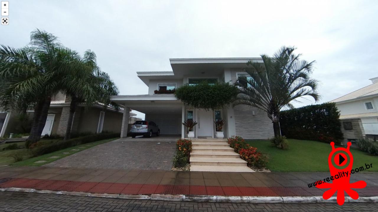 Casa Em Condomínio 5 Suítes No Santa Mônica Florianópolis/sc