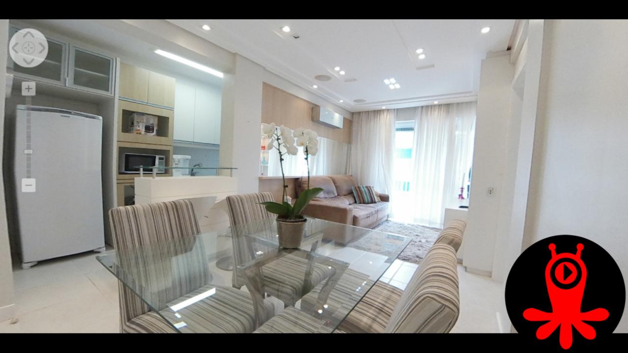 Apartamento Mobiliado 2 Dormitórios, Residencial Paris Dakar
