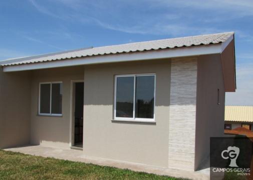 Casa Em Uvaranas - Campo Belo