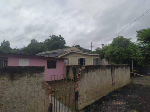 Foto Imóvel - Lote Com Duas Casas