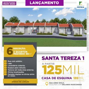 Casa De Esquina Santa Tereza