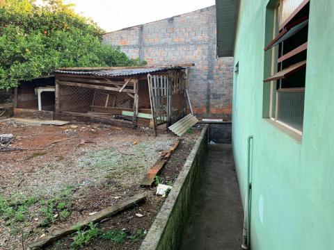 Casa Mista E Terreno No Dom Bosco