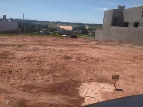 Terreno No Condomínio Ecoville
