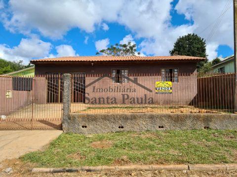 Excelente Casa Individual Na Colônia Dona Luiza