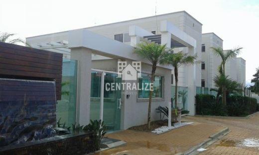 Apartamento Para Alugar Em Uvaranas- Res. Parque Purunã