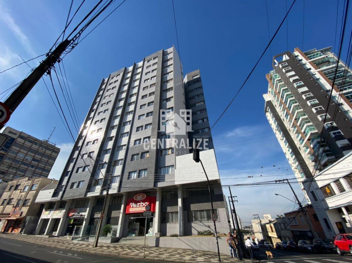 Apartamento Para Alugar Em Centro-  Edifício Costa Brava