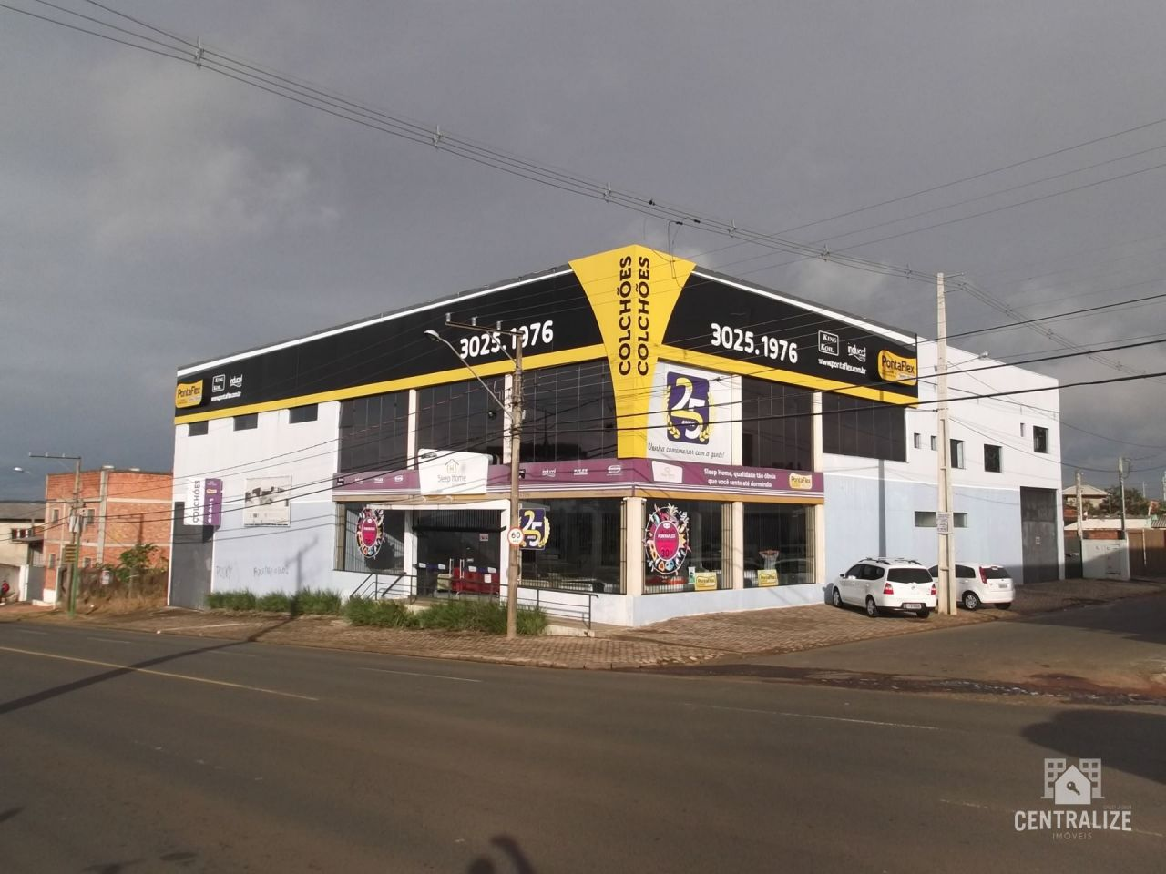 Imóvel Comercial Para Alugar Em Jardim Carvalho