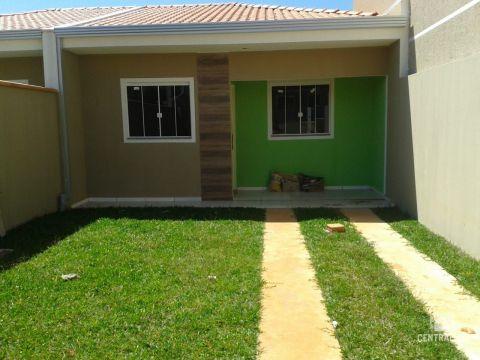 Casa à Venda Em Uvaranas-jardim Gianna