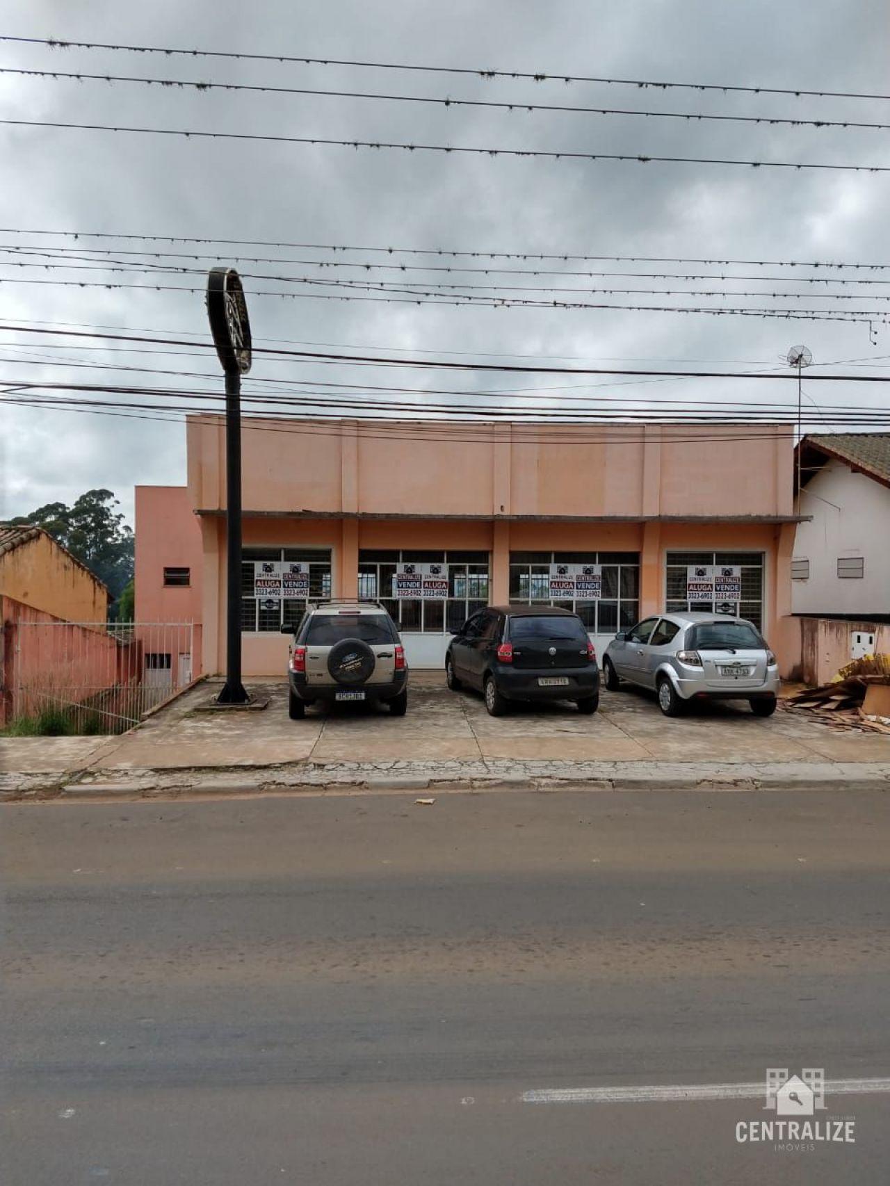<strong>Barracão à venda em Oficinas</strong>