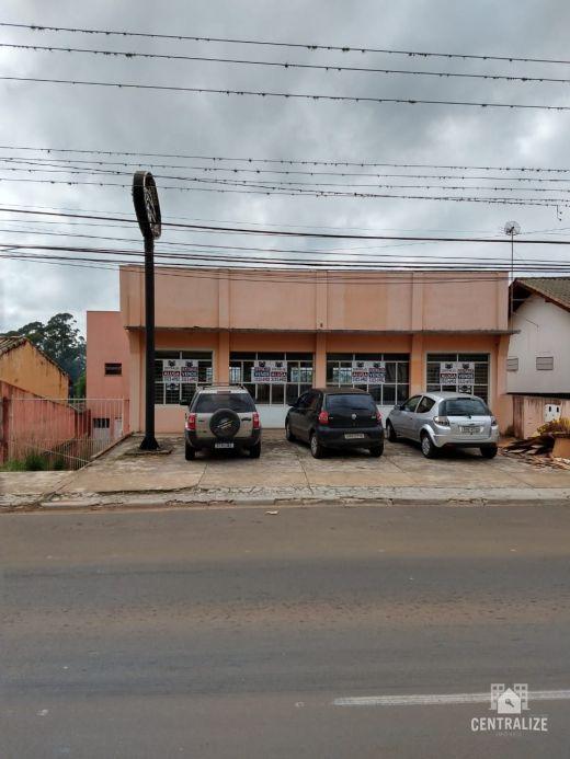Foto Imóvel - Barracão à Venda Em Oficinas