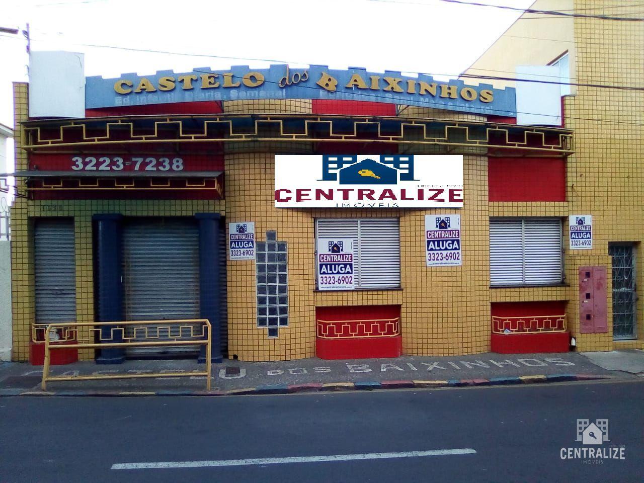 Loja Comercial Para Alugar Em Centro