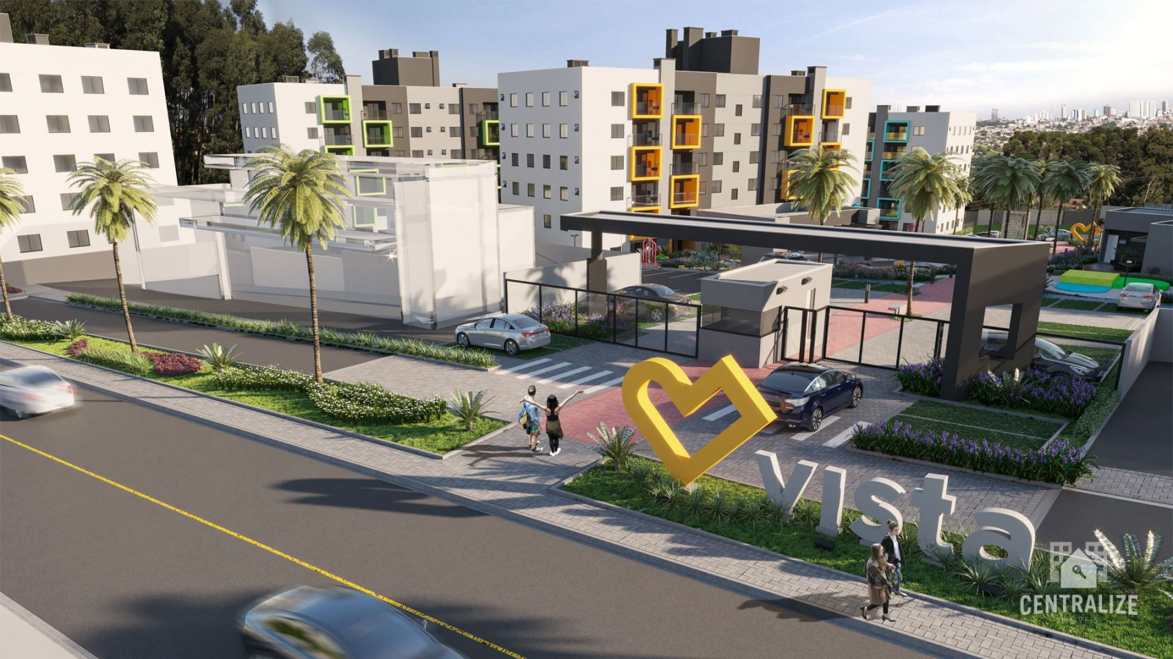 Apartamento à Venda Em Santa Paula