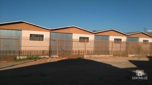 Barracão Para Alugar Na Chapada
