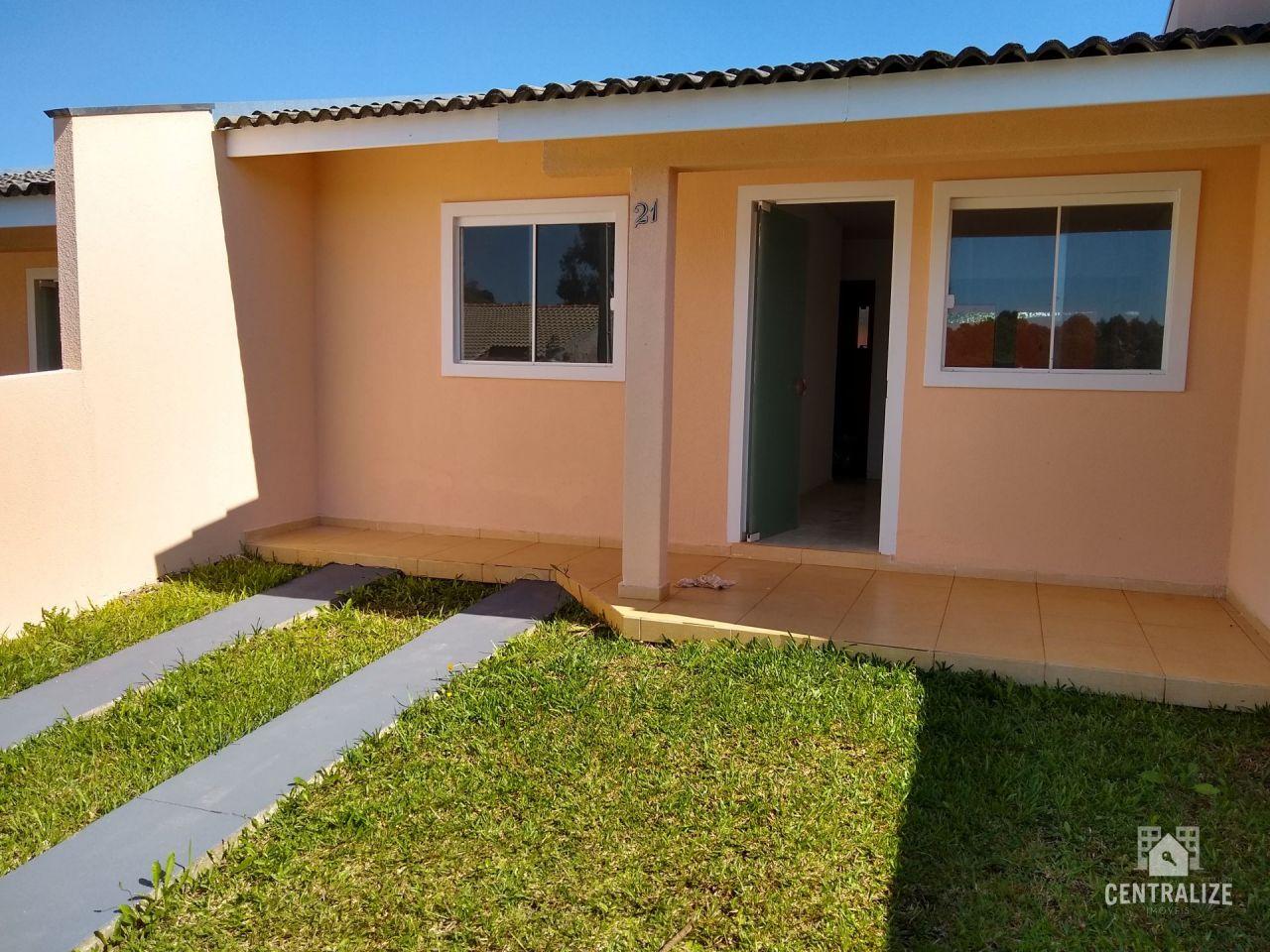 Casa à Venda Em Uvaranas - Cond. Residencial Orquidea