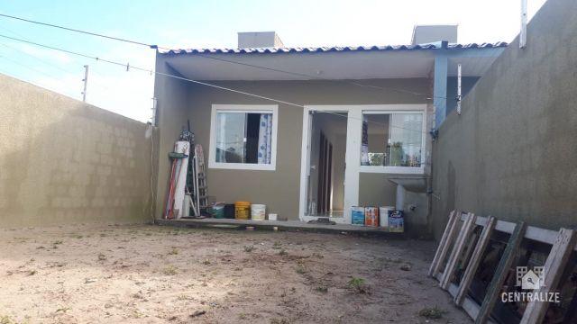 Casa à Venda Em Praia De Leste- Pr