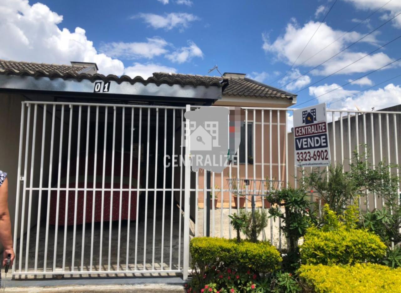 Casa à Venda Em Uvaranas- Neves