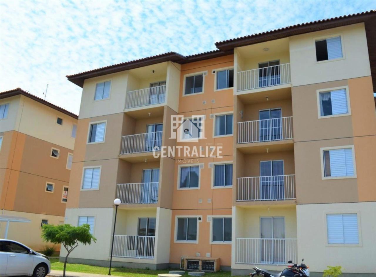 Apartamento Para Venda- Residencial Le Village