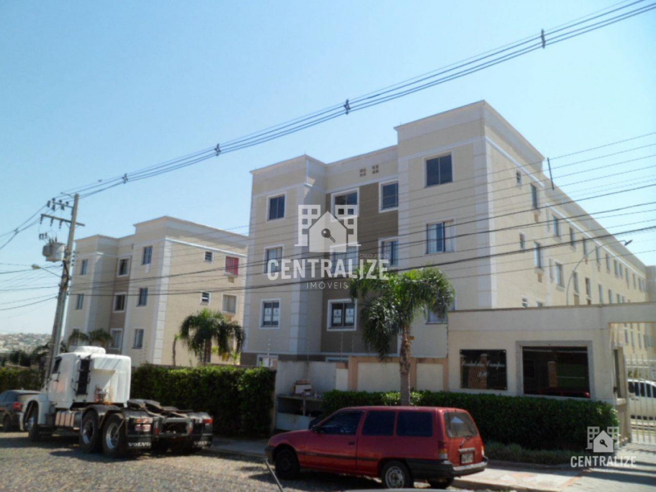 Apartamento Para Venda- Residencial Pontal Dos Campos