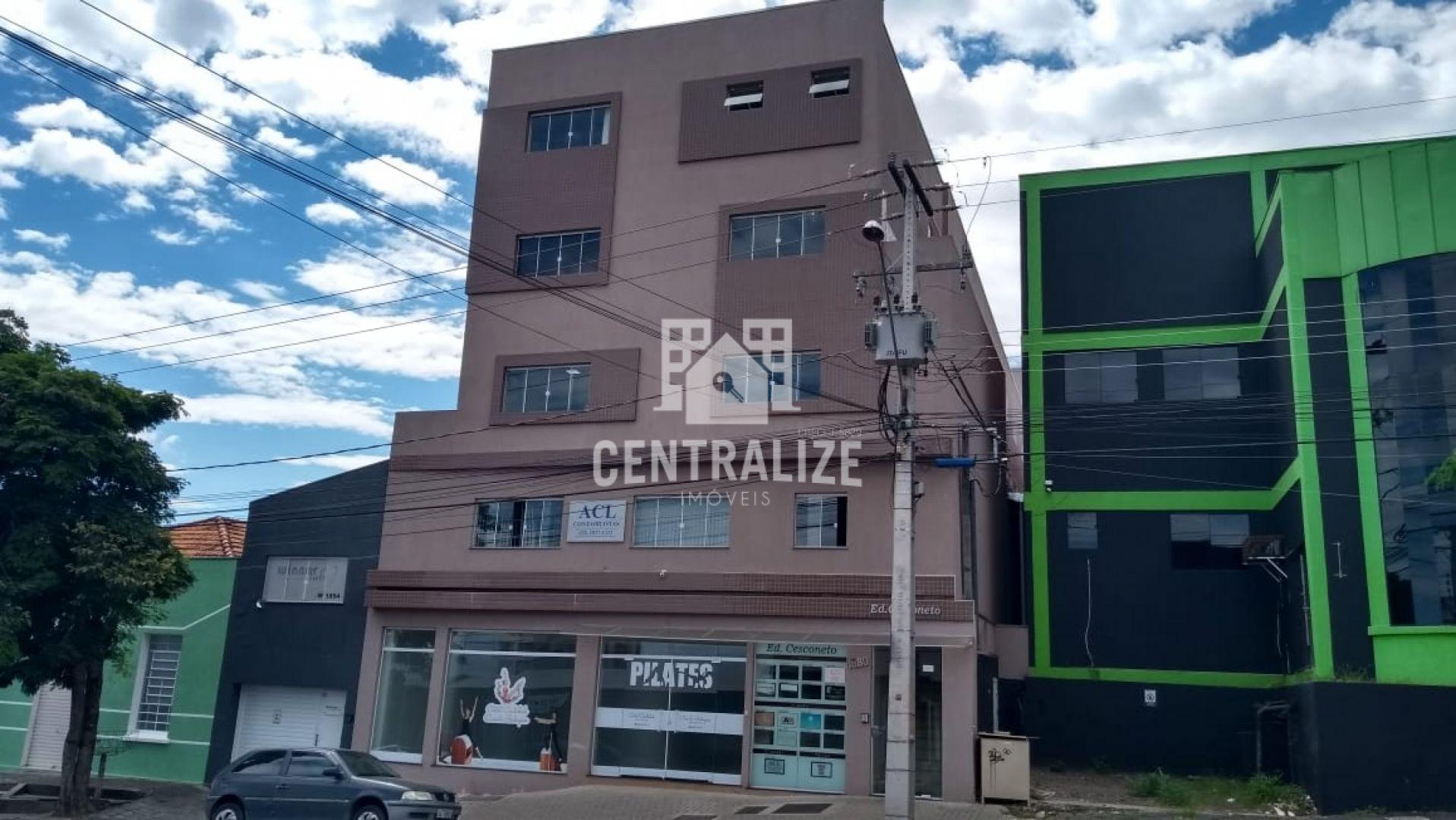 Sala Comercial Para Alugar- Edifício Cesconeto