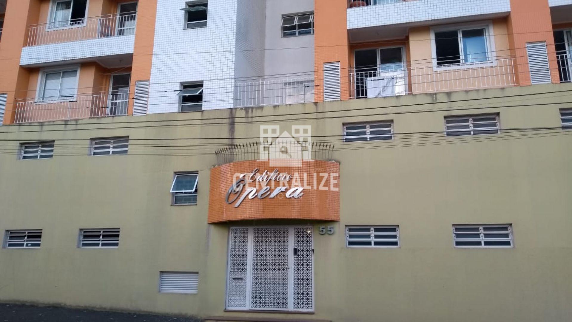 Apartamento Para Locação- Edifício ópera.