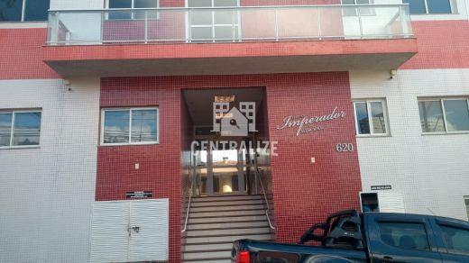 Apartamento Para Locação- Edifício Imperador Meschke.