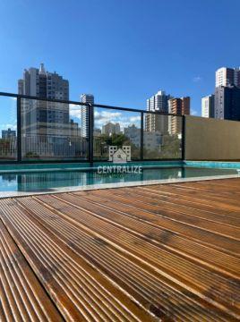 Apartamento Para Locação- Edifício Monterrey.