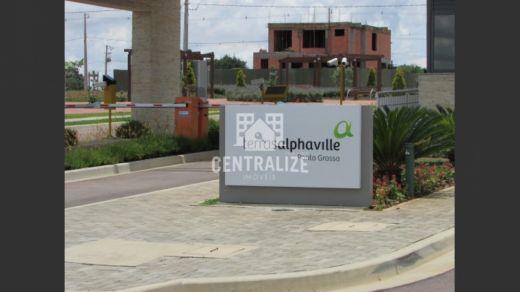 <strong>Terreno para venda- Condomínio Terras Alphaville.</strong>