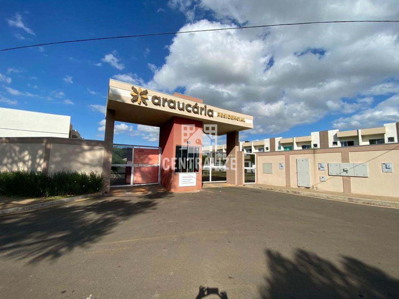 Sobrado Para Locação- Condomínio Residencial Araucária Viii.