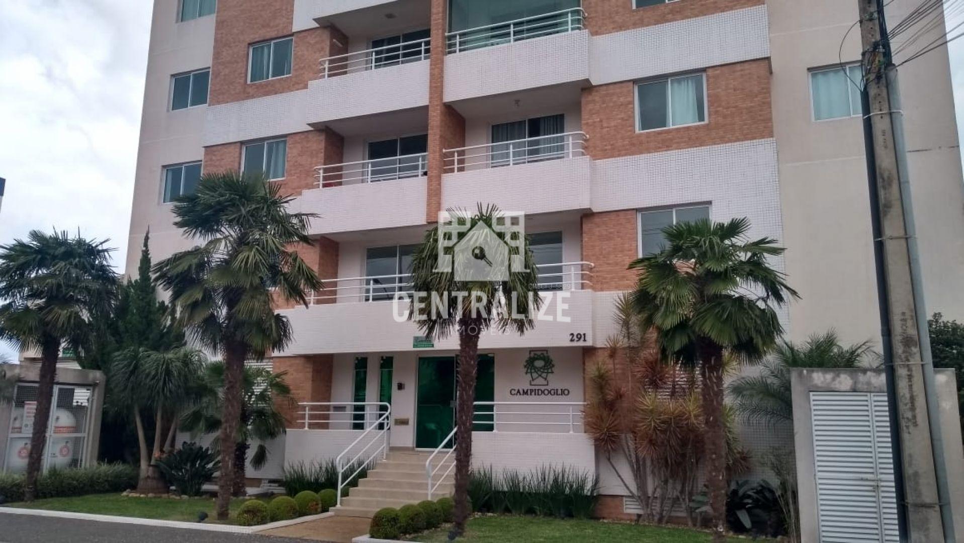 <strong>Apartamento para locação- Edifício Campidóglio.</strong>