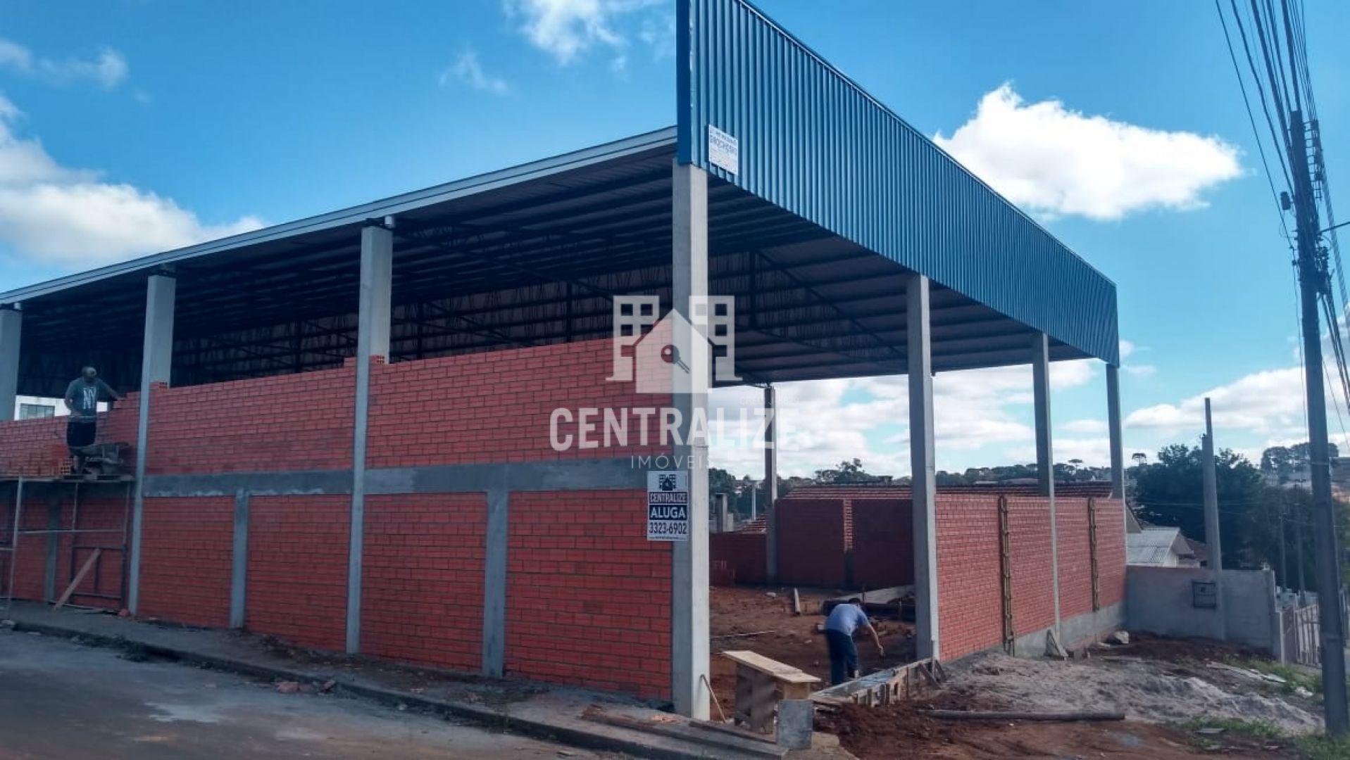 Barracão Para Locação Em Palmeirinha.