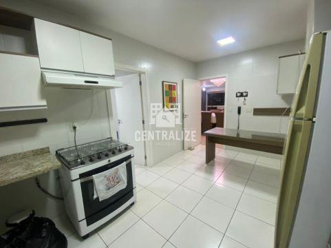 Apartamento Para Locação- Residencial Lle De France.