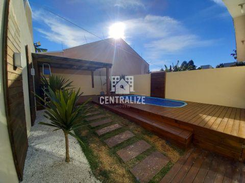 Casa Para Locação Em Jardim Carvalho.