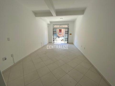 Sala Comercial Para Locação Em Centro.