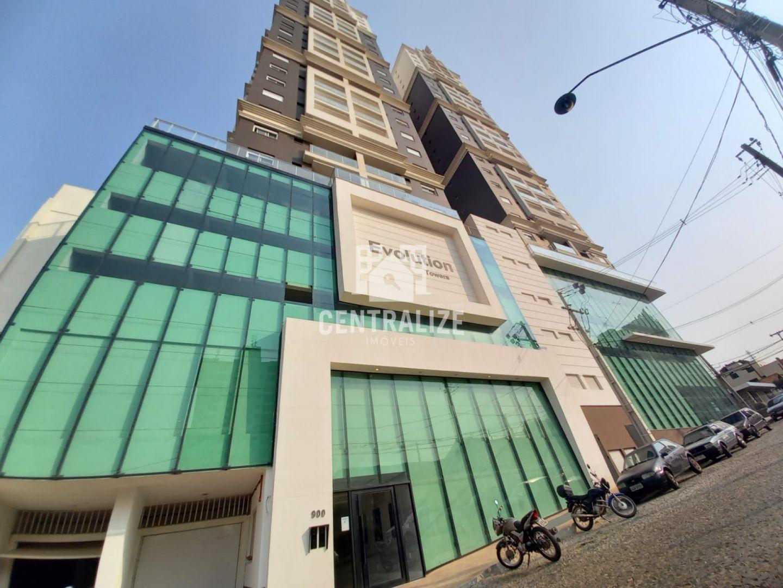 <strong>Apartamento para locação- Edifício Evolution- Torre Darwin.</strong>