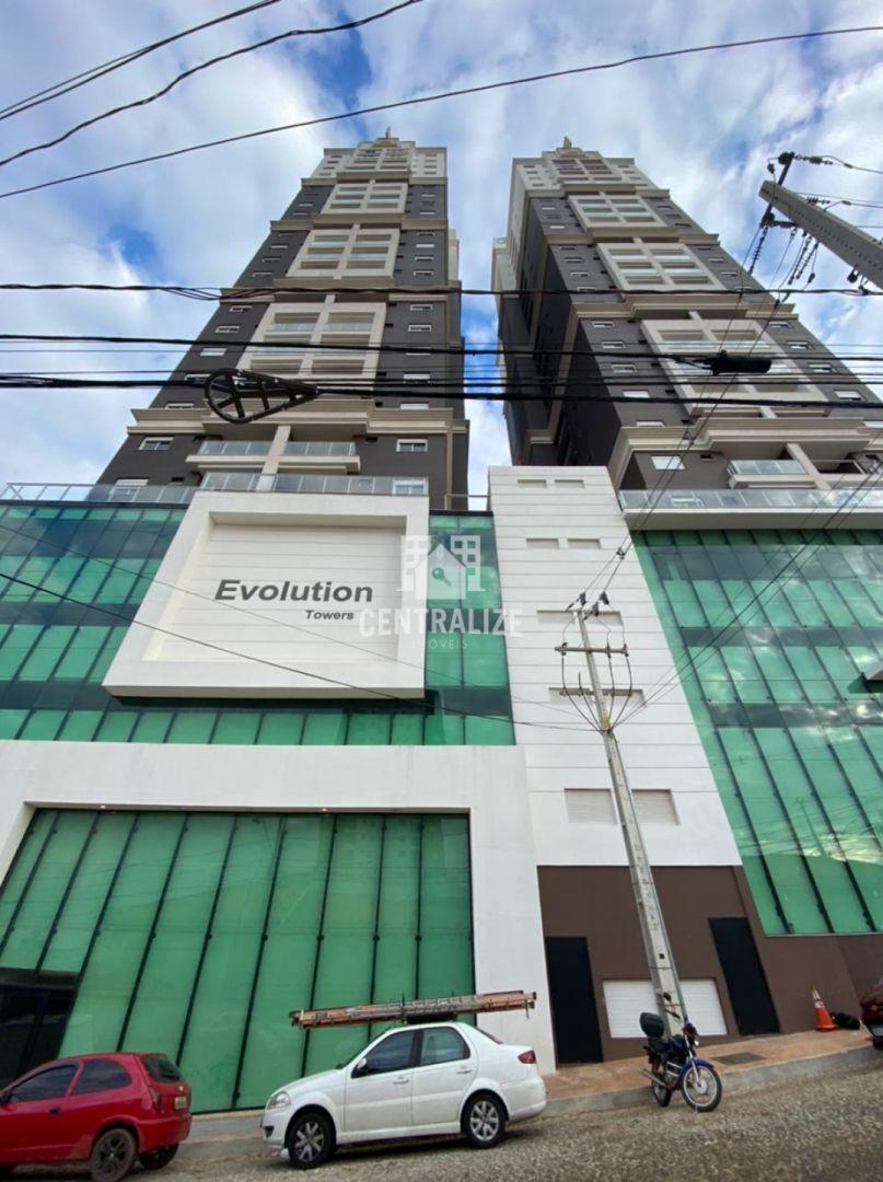 Apartamento Para Locação- Edifício Evolution- Torre Towers.