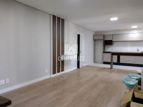 Apartamento Para Locação-edifício Santos Dumont-torre Brasil
