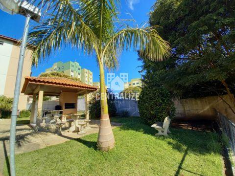 Apartamento Para Locação- Condomínio Res. Jardim América.