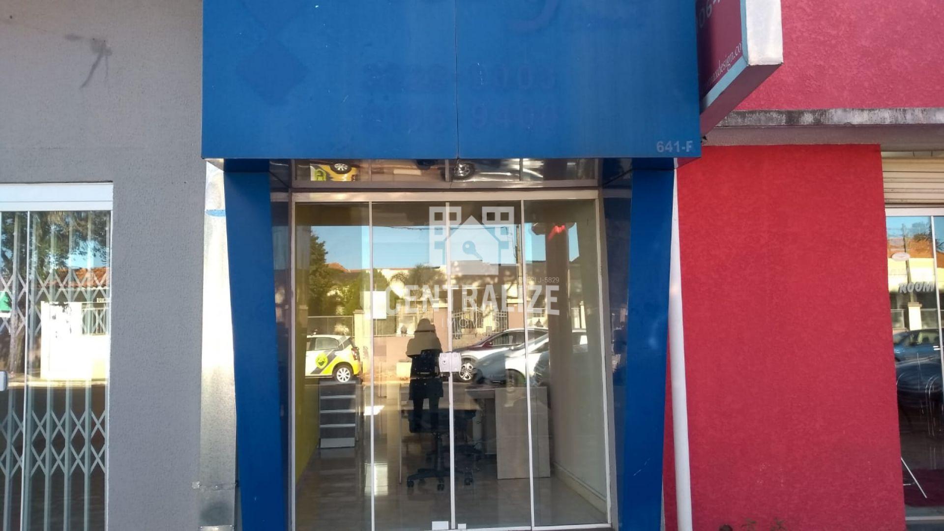 <strong>Sala Comercial em Oficinas.</strong>