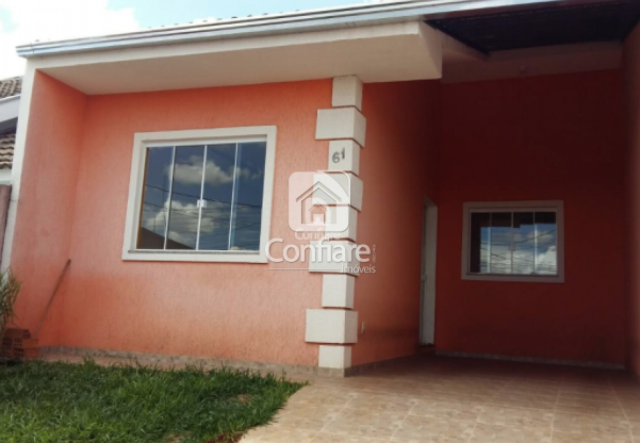 Casa A Venda Em Alvenaria No Bairro De Uvaranas