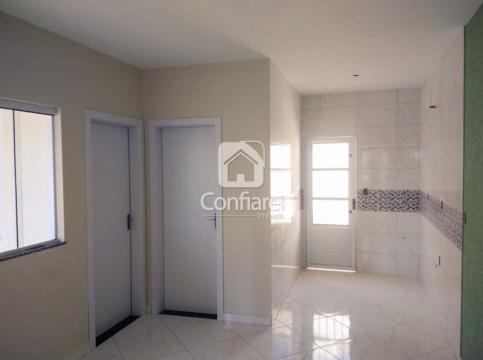 <strong>Casa com 2 quartos no bairro Santa Luzia</strong>