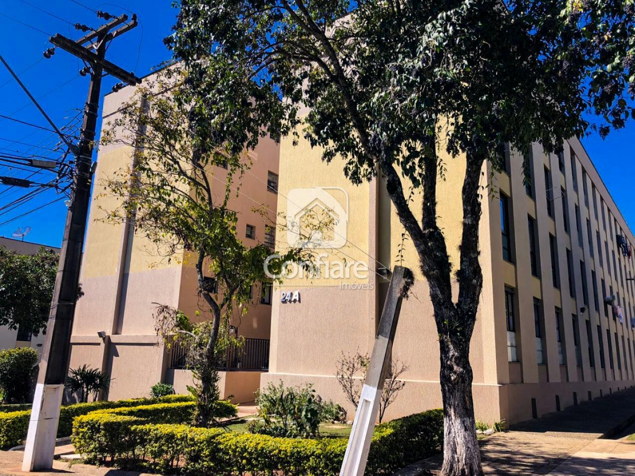 <strong>Apartamento no conj. Monteiro Lobato com 3 quartos</strong>