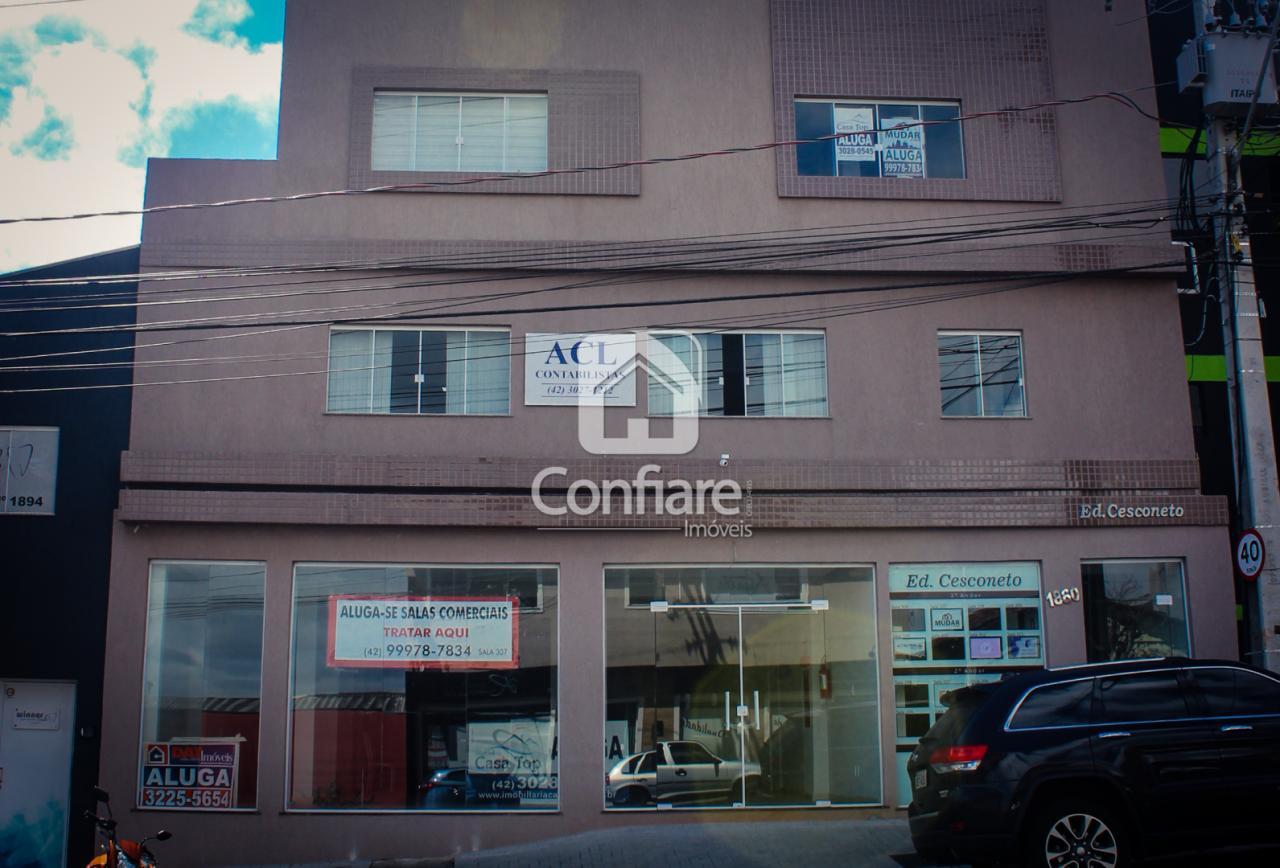 Sala Comercial Na Balduíno Taques