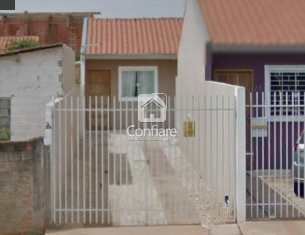 Casa No Cará-cará Com 2 Quartos